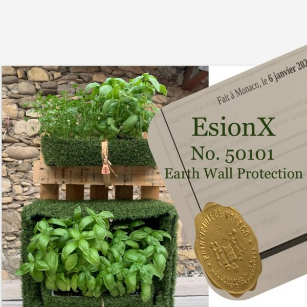 EsionWall - Vertical Seed Walls - Food Wall1