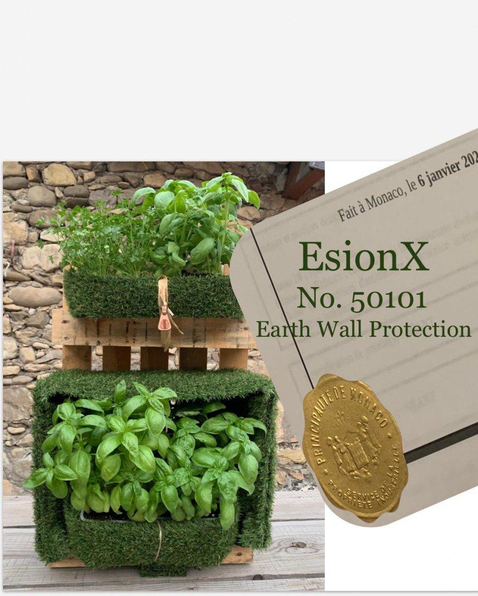 EsionWall - Vertical Seed Walls - Food Wall1