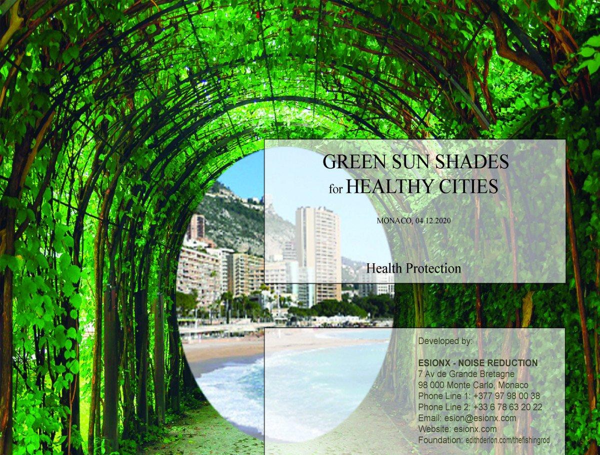 Green Sun Shades 04.12.2020 - Thumbnail