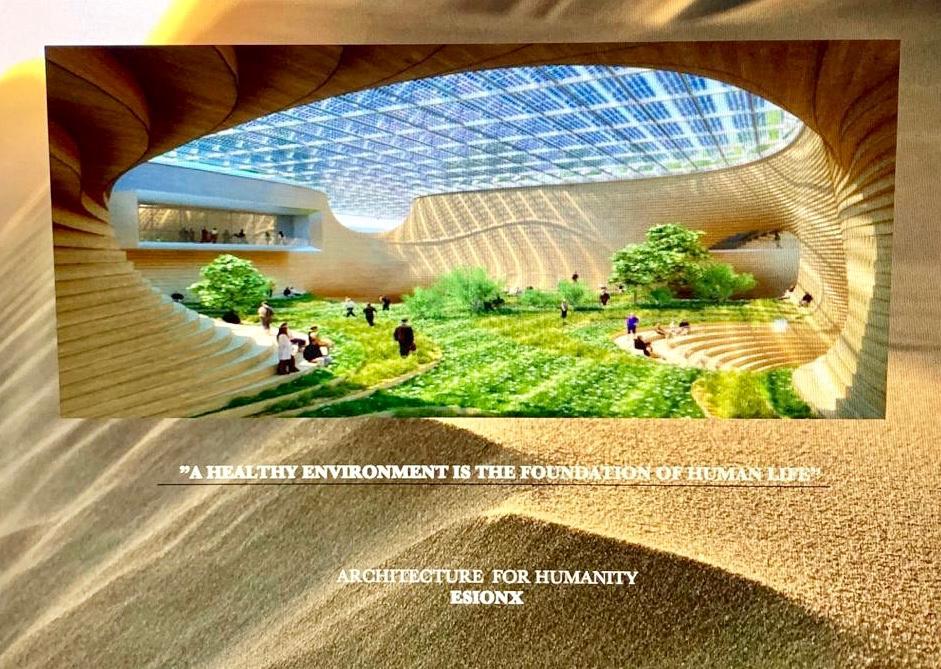 EsionX - Company Presentation - Green Environment12